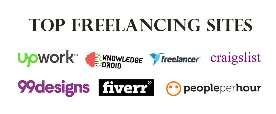 top freelancing sites