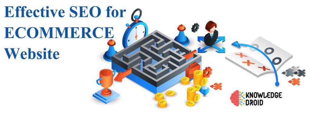 seo for ecommerce website