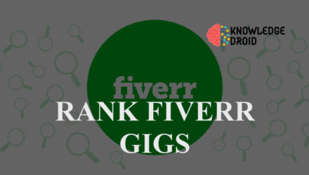 rank fiverr gigs