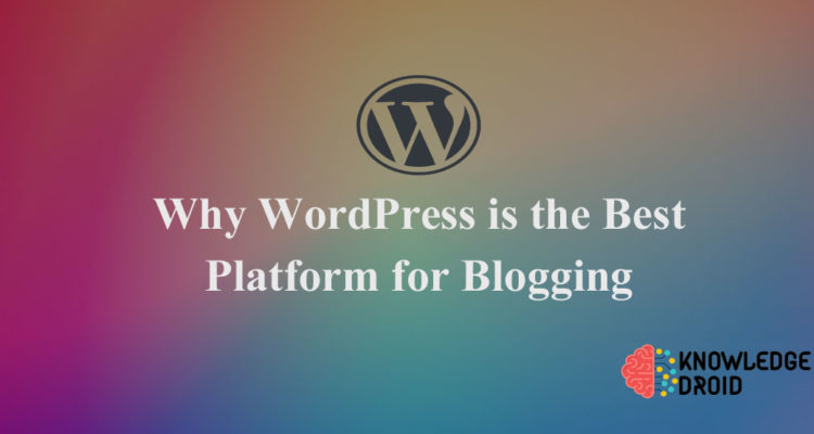 wordpress for bloggers
