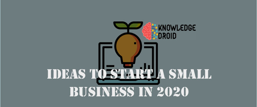 best small business to start