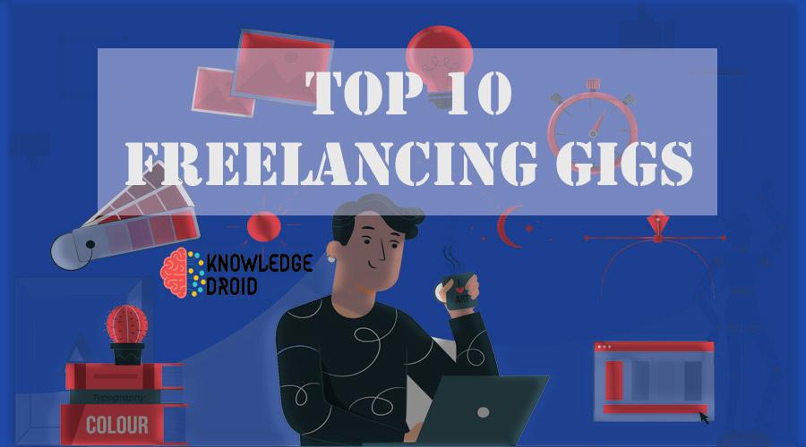 freelancing gigs